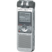 Sony Digital Recorder can be used for excellent recording and recognition on the job site.