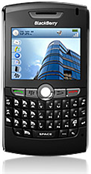 Blackberry Cellular technology is an optional feature of BuilderWerks